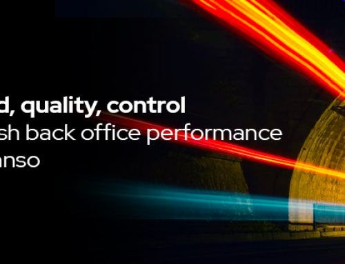Accelerate back office processes for optimization and performance